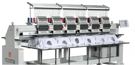 Хотите развиваться? Выбор многоголовой вышивальной машины.