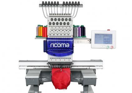 Одноголові вишивальні машини Ricoma, яку модель обрати?