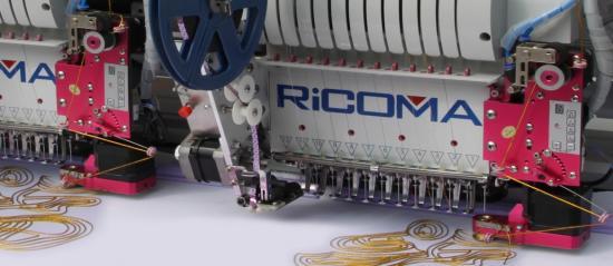RICOMA CORDING DEVICE для пришивання шнура
