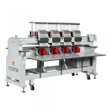 Багатоголові вишивальні машини RICOMA серії CHT2