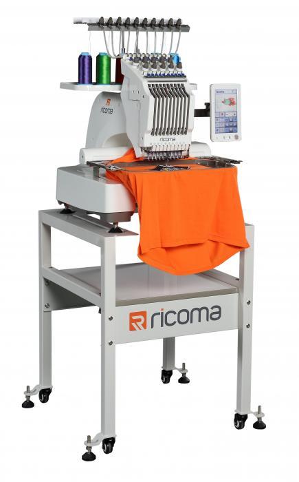 RICOMA EM1010 ET стенд з колесами