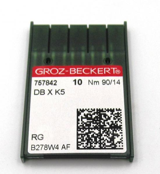 GROZ-BECKERT DB*K5 90 RG Голки для вишивальних машин