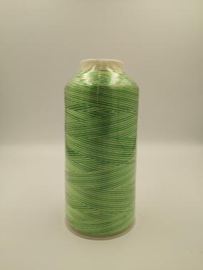 Нитка віскозна вишивальна мультиколор Sakura Thread 37