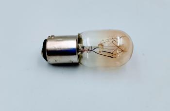 Лампочка для швейных машин. Двухконтактная.
