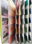 Каталог кольорів ниток Sakura Thread (віскоза)