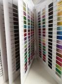Каталог кольорів ниток Sakura Thread (металік)