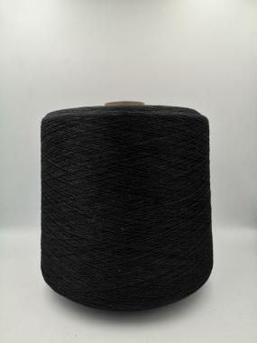 Нижня нитка для вишивальних машин чорна (100% PES)