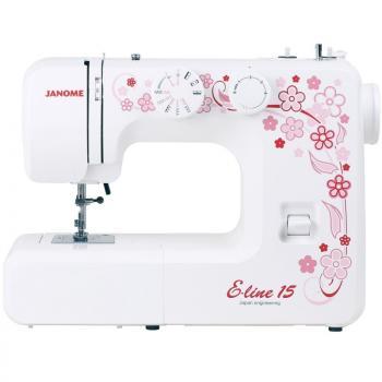 Швейная машина Janome E-Line15