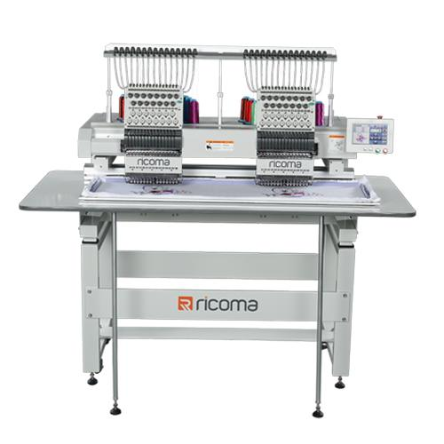 Вишивальна машина RICOMA MT-1502 TC7S