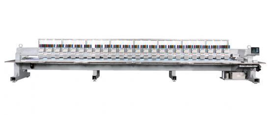 Багатоголові вишивальні машини RICOMA серії FHS