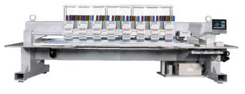 Вишивальна машина  RICOMA FHS-1208 з плоскою платформою