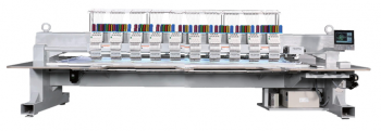 Вишивальна машина  RICOMA FHT-1210 з плоскою платформою