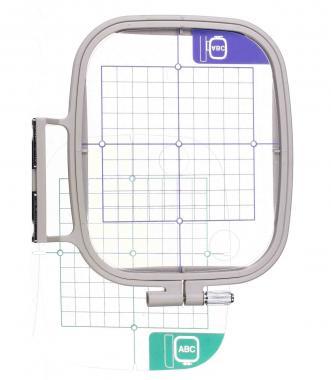 П'яльця для побутових вишивальних машин SA443(100*100)мм NV 750
