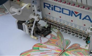 RICOMA SEQUIN DEVICE для пришивання блискіток